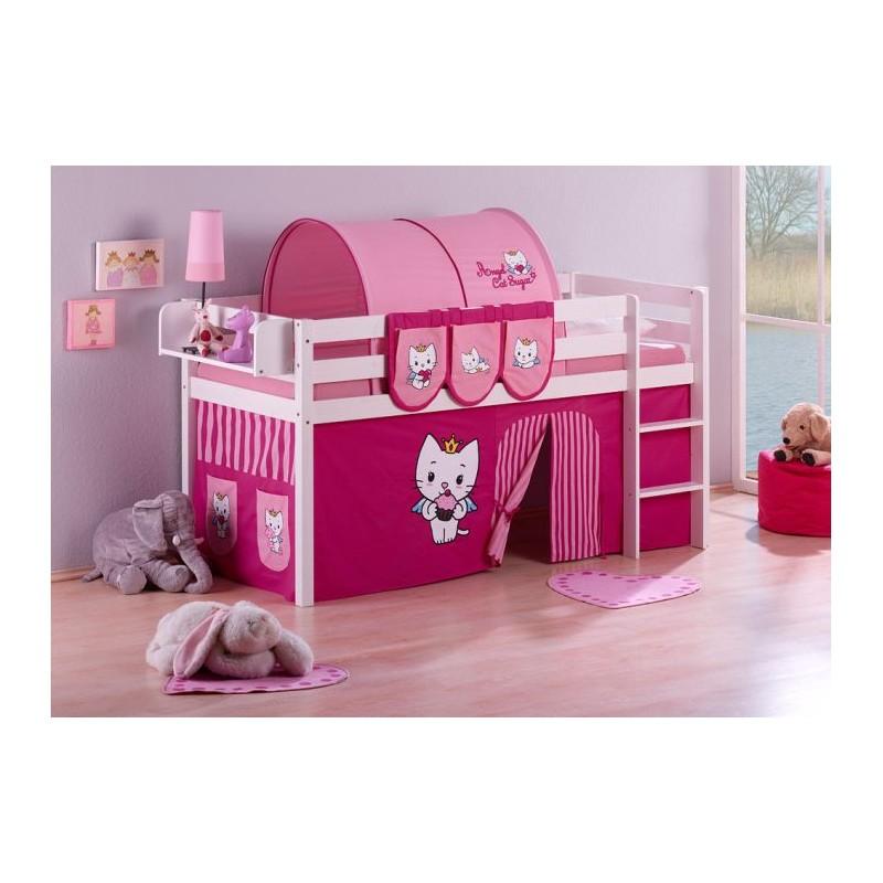 comprar cama bali con cortinas angel cat sugar y somier